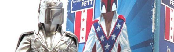 Evel Fett – Silver Edition