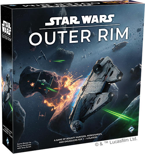 Fantasy Flight Games - Outer Rim