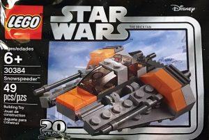 Nouveau polybag LEGO Star Wars : 30384 Snowspeeder