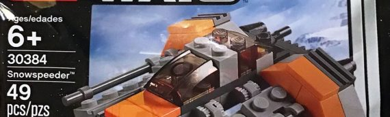 Collectionneurs Lego: la chasse aux polybags continue !