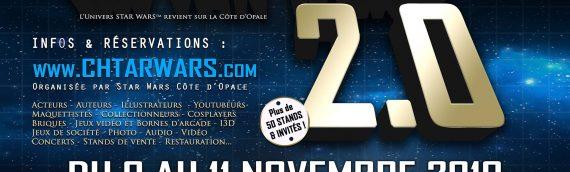 Expo Ch'tar Wars – 2e édition !