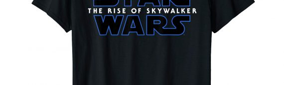 "T-Shirt officiel ""The Rise of Skywalker"" disponible en exclu chez Amazon"