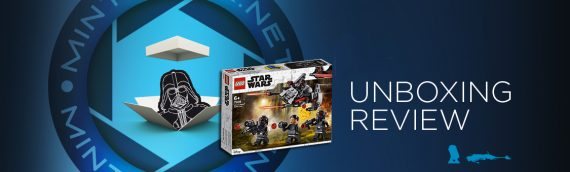 [Mintinbox opens the Box] LEGO Star Wars 75226 Inferno Squad Battle Pack