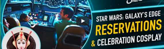 The Star Wars Show – Petit retour à Star Wars Celebration