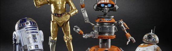 Nouveaux visuels d'Hasbro présentés pendant Star Wars Celebration Chicago