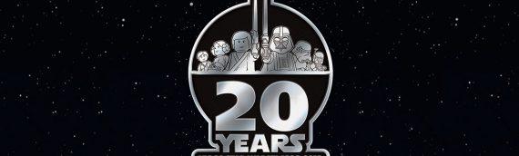 Lego Gamme 20ème anniversaire