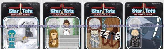 Star Wars Celebration Chicago – Les Star Tots se dévoilent