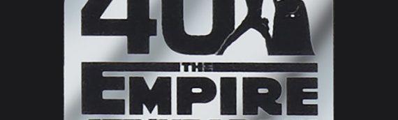 Les 40 ans de l'Empire Contre Attaque s'offre un LOGO