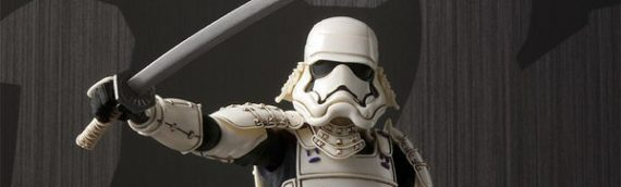 Tamashii Nation – Movie Realization First Order Stormtrooper