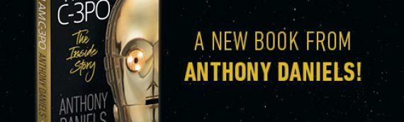 Anthony Daniels : Précommandes ouvertes pour son livre !