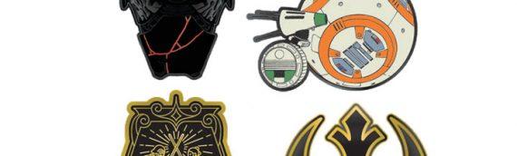Les premiers pins officiels tirés de «Star Wars The Rise of Skywalker»