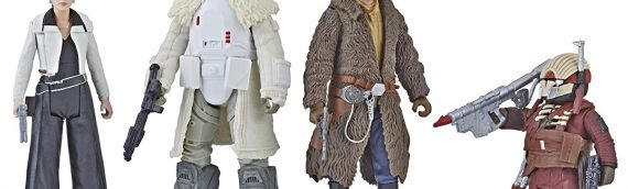Solo a Star Wars Story : Figurines soldées chez Amazon !