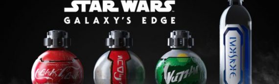 Les produits Coca-Cola exclusifs à Star Wars: Galaxy's Edge
