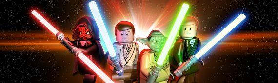 Nouveau jeu vidéo Lego Star Wars