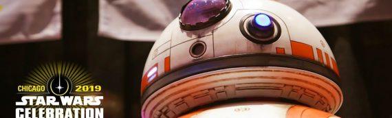 Back to Star Wars Celebration Chicago – Droid Building