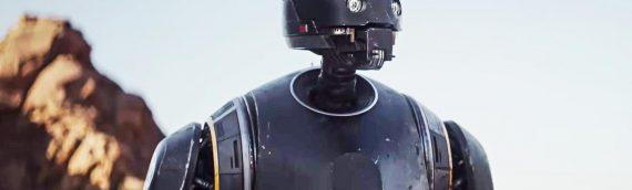 Alan Tudyk est de retour dans le rôle de K-2SO