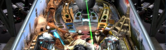 Star Wars Pinball sur Nintendo Switch
