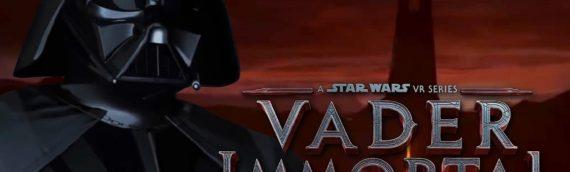 Vader Immortal: A Star Wars VR Series- Episode I