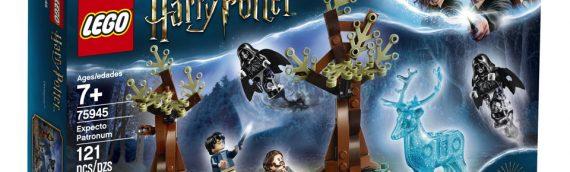 LEGO – La magie continue avec les nouveaux sets Harry Potter
