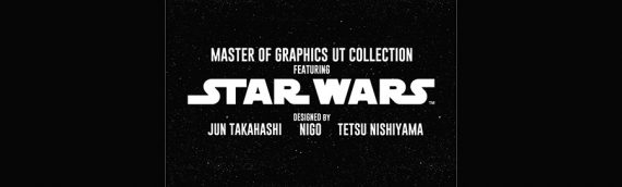UNIQLO – Nouvelle collection STAR WARS Master of Graphics