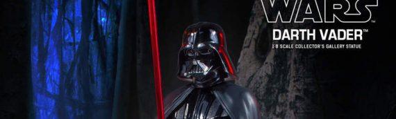 Gentle Giant – Darth Vader ESB Collector Gallery Statue se dévoile en vidéo