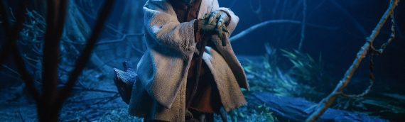 Sideshow Collectibles – Yoda Legendary Scale Figure s'offre de nouvelles images