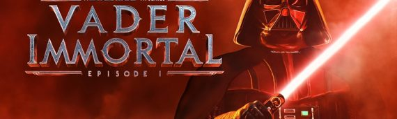 ILMxLAB – Darth Vader Immortal Episode 1 disponible le 21 mai