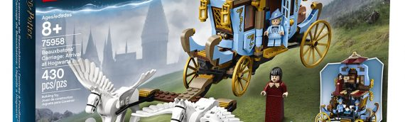 LEGO Harry Potter – Deux nouveaux sets viennent d'être dévoilé