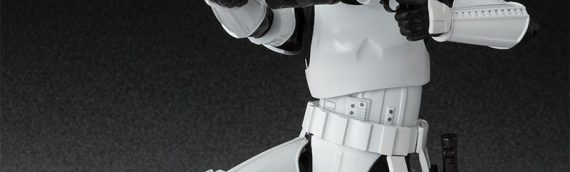 BANDAI – Stormtrooper ANH S.H Figuarts