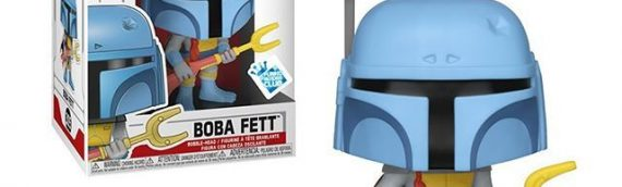 Funko POP – Boba Fett Animated en exclu chez Gamestop