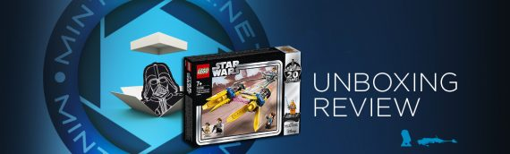 [Mintinbox opens the Box] LEGO Star Wars 75258 Anakin's Podracer