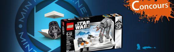 CONCOURS – Un set LEGO 40333 Battle of Hoth à gagner !