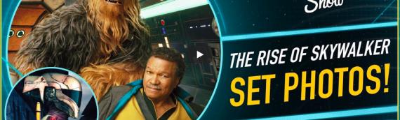 The Star Wars Show – Recapitulatif des annonces autour de The Rise of Skywalker