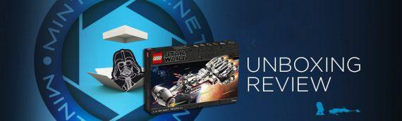 [Mintinbox opens the Box] LEGO Star Wars 75244 Tantive IV