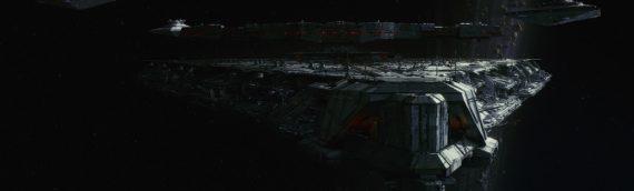 MODEL KIT – First Order Dreadnought par Korbanth