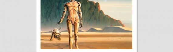 The Art of Ralph McQuarrie en Calendrier
