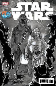 Le comic book SDCC Star Wars #68 Convention Exclusive révélé
