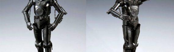 """BANDAI – Le kit Droids """"0-0-0"""" 1/12 exclu Star Wars Celebration est disponible en ligne"""