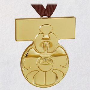 hallmark yavin medaille