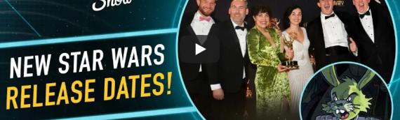 The Star Wars Show – Amy Awards et interview de Cavan Scott