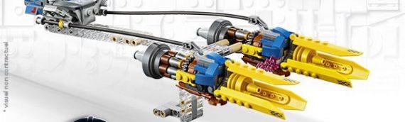 LEGO – Construis ton vaisseau chez Toys R Us