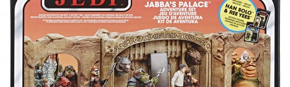 HASBRO – Jabba's Palace Adventure Set TVC disponible
