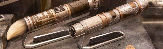 Disney Star Wars Galaxy Edge – Les prix des sabres lasers et des Droids