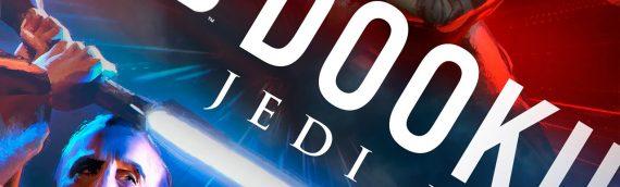 Star Wars Dooku: Jedi Lost aura le droit a son roman