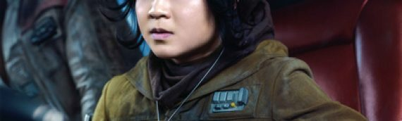 Star Wars Authentics – Kelly Marie Tran en dédicace