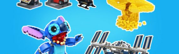 LEGO – Pour les 10 ans de LEGO Idea c'est vous qui voté !