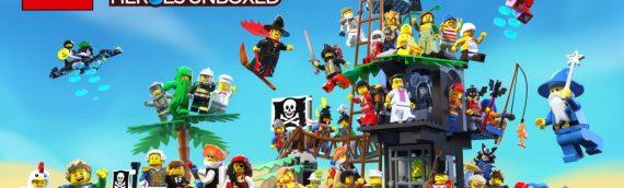 LEGO – Legacy Heroes Unboxed un nouveau jeu mobile