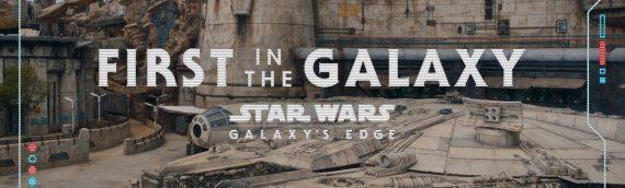 Disney Star Wars Galaxy Edge – Premier pas dans le parc en vidéo
