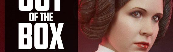 Sideshow Collectibles – Unboxing de Princesse Leia Premium Format en vidéo