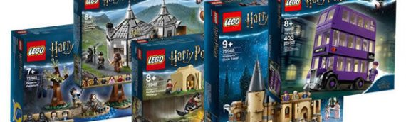 LEGO – La nouvelle gamme Harry Potter disponible en précommande
